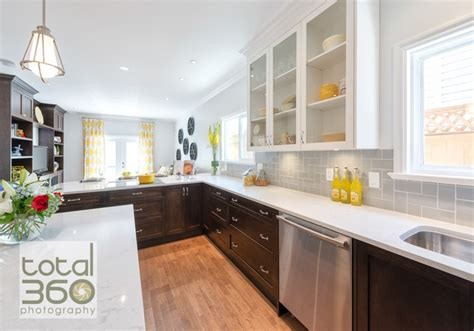 Kitchen Reno Ideas For Small Kitchens property brothers renovation modern vancouver by