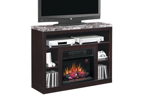 black fireplace and mantel