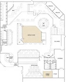 Club Floor Plan by Bag Zebra Pictures Bar And Nightclub Floor Plans