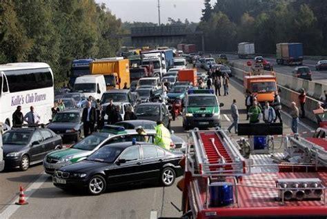 Motorradunfall A7 Heute by 2007 Unfall Legte A1 Lahm