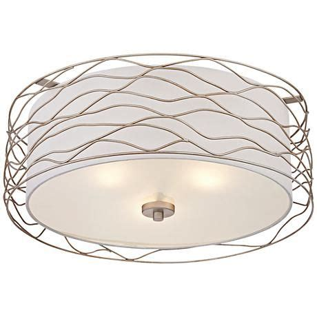 possini rivulet 18 w spun silver metal ceiling light 18 best ceiling ls images on bedroom