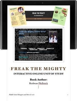 freak the mighty book report 17 best images about book report ideas middle school on
