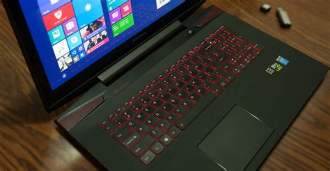 Laptop Lenovo Y70 lenovo y70 touch laptop review photo gallery techspot