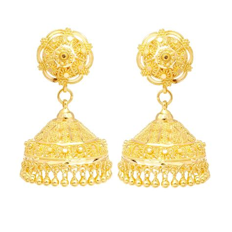 gold earrings designs 2018 new with price in pakistan