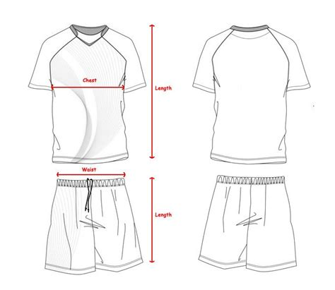 soccer shirt template soccer jerseys template images