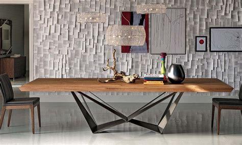 tavoli fissi cattelan italia tavoli fissi skorpio in legno e metallo