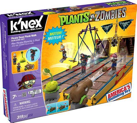 Plant Vs Family Set 2 plants vs zombies pirate seas plank walk set 53444 on