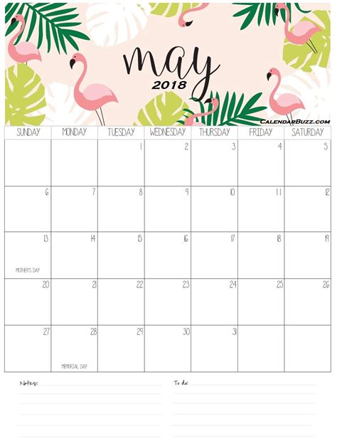 printable calendar 2018 pinterest may 2018 calendar calendars pinterest bullet