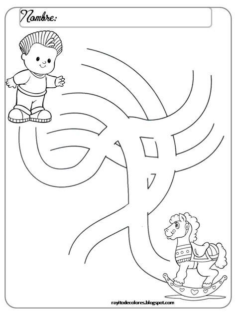 juegos para colorear ni 241 os 4 a 241 os archivos dibujos laberintos para jugar dibujos para colorear e imprimir