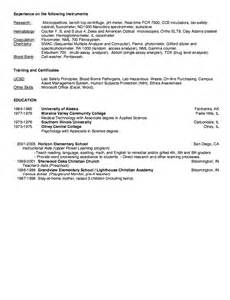 Blood Bank Technician Sle Resume by Pin Radiologic Technologist Resume On