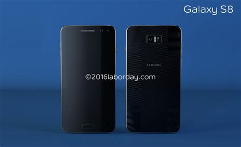 Back Samsung S8 1 samsung galaxy s8 concept features sleek and