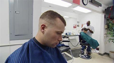 coupe de cheveux soldat americain selena chavis blog