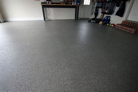 Epoxy Deck Coating by Lancaster Garage Has Epoxy Coatings From Stronghold Floors