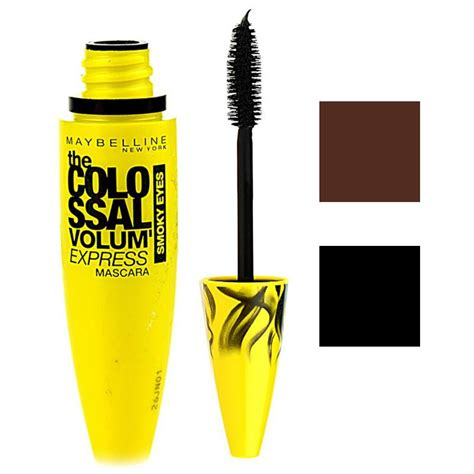Mascara Volume Express maybelline volum 180 express the colossal smoky mascara for volume beautyspin