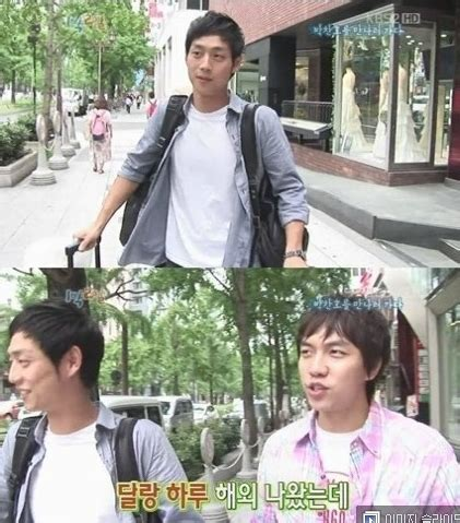 lee seung gi manager soompiers pick good looking k pop idol managers soompi