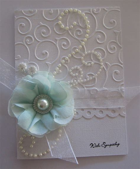 embossing card darice embossing folders card ideas couture creations
