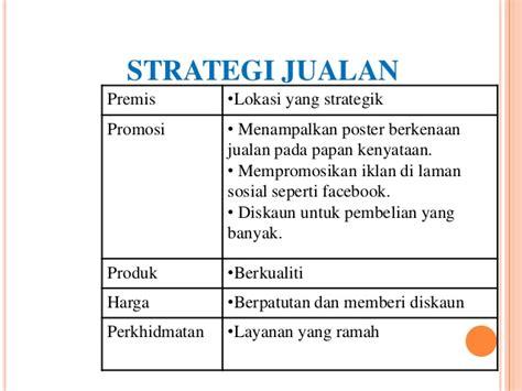 format laporan jualan slide laporan perniagaan