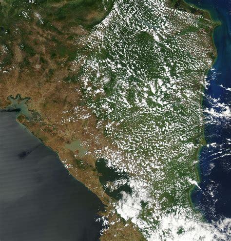 imagenes satelitales de venezuela gratis en vivo satellite image photo of nicaragua central america