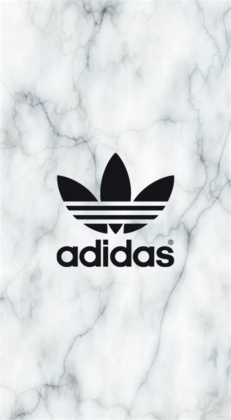 Adidas Marble Iphone All Hp celular movil iphone wallpaper fondo adidas marmol blanco negro fondos de pantalla