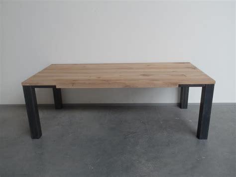 tafel wasmachine ikea zware robuste tafel afmeting 2200x1000x760 met eikenblad