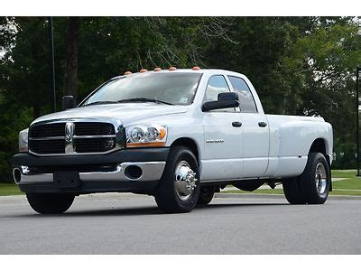 books on how cars work 2006 dodge ram 3500 security system buy used 2006 dodge ram 3500 quad cab diesel dually clean carfax work ready in baton rouge