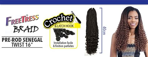 freetress braid bulk pre rod senegal twist 16 inch freetress braid bulk pre rod senegal twist 16 inch