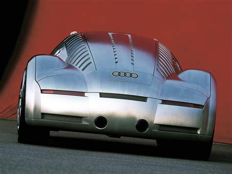 audi rosemeyer audi rosemeyer concept 2000 old concept cars