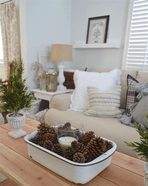 Cozy Cottage Decorating Ideas by Cozy Cottage Farmhouse Winter Decorating Ideas Fox