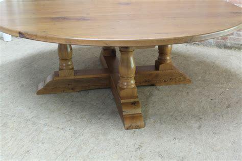 round monterey 86 inch round with monterey pedestal ecustomfinishes