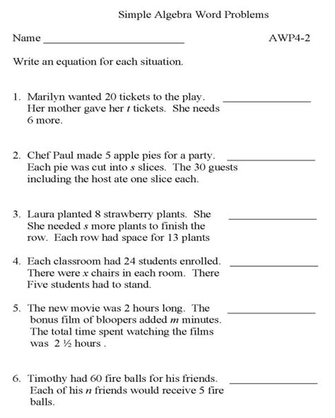 free printable worksheets on division word problems free printable multiplication and division word problems