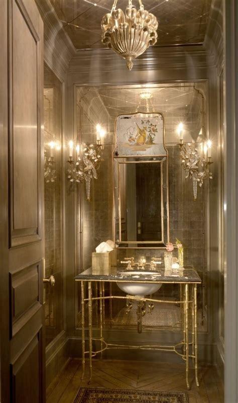 elegant powder rooms 45 luxurious powder room decorating ideas