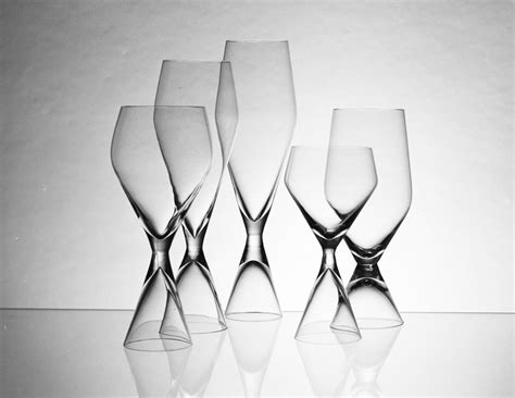 designer barware glassware glass productions uk