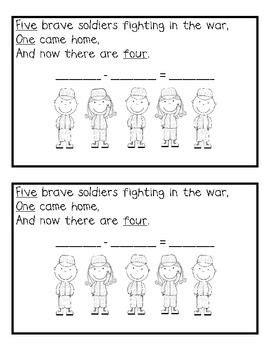 kindergarten activities veterans day 13 best images of veterans day math worksheets veterans