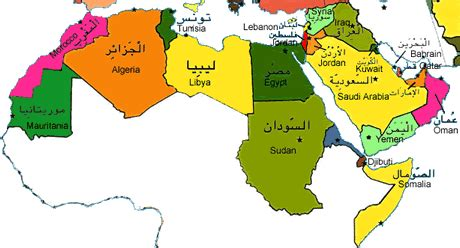 middle east map arabic arabic and the politics of language lingua franca
