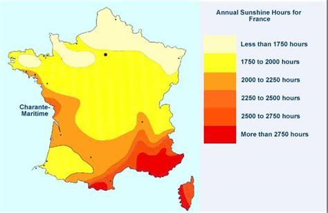 what is rainfall pattern in french weather les lavandes holiday gites in france