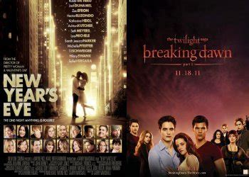 film komedi romantis box office new year s eve kalahkan breaking dawn di posisi puncak