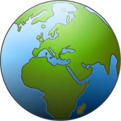 Free earth and globe clipart 2 clipartix