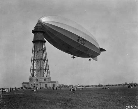 that time a giant airship darkened toronto s skies