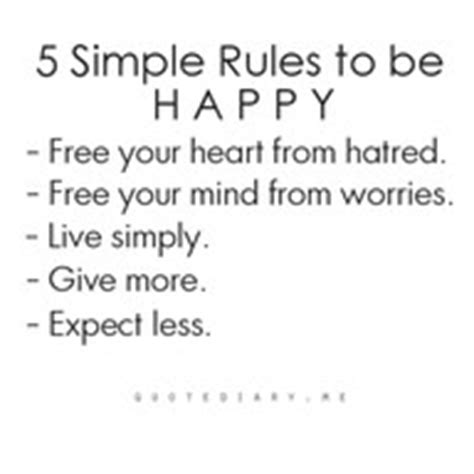 the happy mind a simple guide to living a happier starting today books quotes be grateful live simply be happy and find