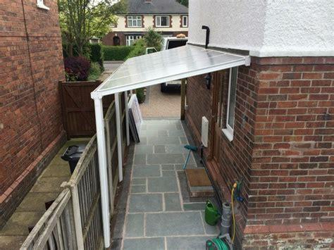 patio veranda newcastle  lyme staffordshire