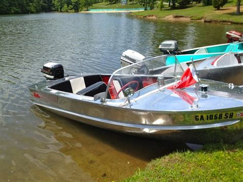 vintage boat values aluminum runabout google search vintage boats