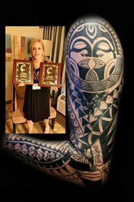 tattoo expo miami best tribal tattoo at the national tattoo expo by emilia