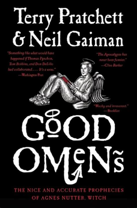 good omens literature news roundup neil gaiman s good omens is coming to bbc radio 4 culturefly