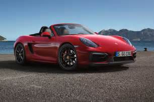 Where Did Porsche Originate 2015 Porsche Boxster Cayman Gts Origin Overdramatized In