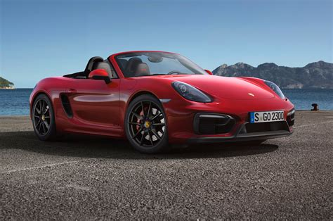 red porsche boxster 2015 2015 porsche boxster cayman gts origin overdramatized in