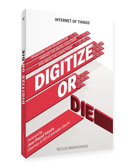 digitize or die the iot book for digital transformation