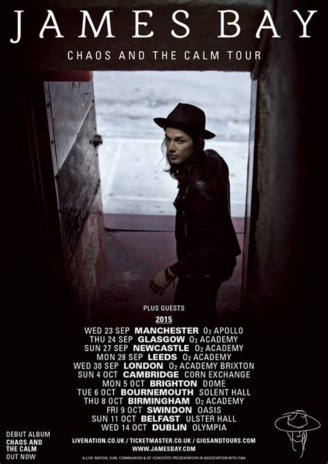 download mp3 album james bay james bay announces chaos and the calm shows for uk and