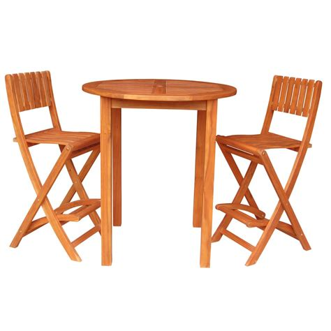 folding bar height table and chairs folding pub table and chairs image collections bar