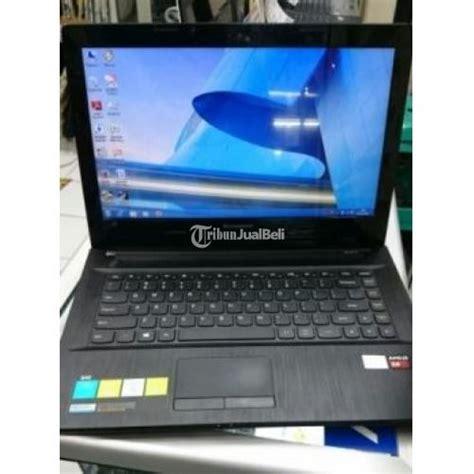 Laptop Lenovo G40 45 Second laptop gaming lenovo g40 45 second ram 4 gigabyte layar 14