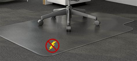 Anti Static Chair Mats For Carpet by Anti Static Low Pile Carpet 125 Quot Thick Chair Mats 36